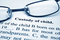 Our Attorneys Handle Child Custody And Guardianship Hearings